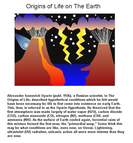 the-origins-of-life-on-earth