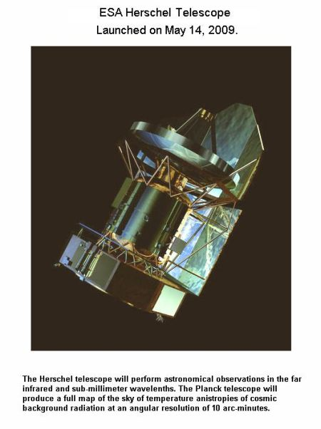 Fig 1 Herschel Telescope