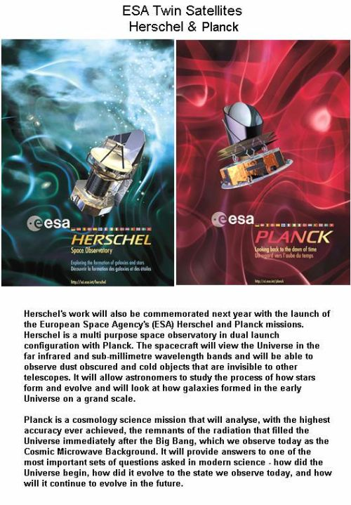 Fig 1C ESA Herschel & Planck Satellites