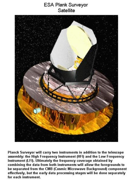 Fig 1D ESA Planck Satellite