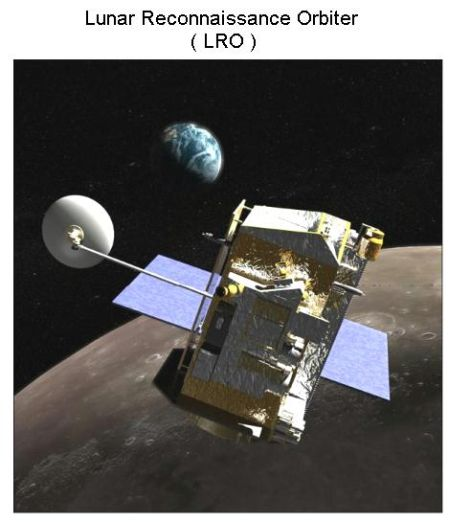 Fig 1C LRO Satellite