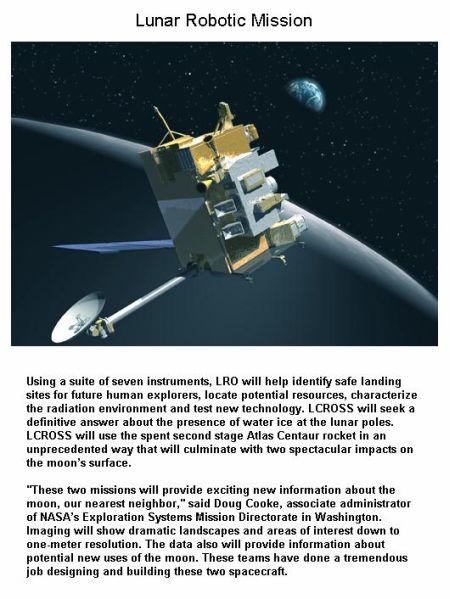 Fig 1E NASA Lunar Satellite