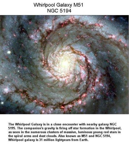 Fig 1 Whirlpool Galaxy