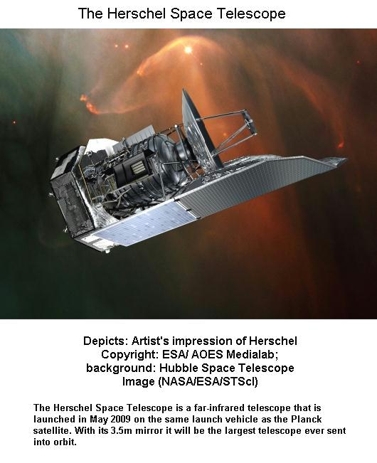 Fig 7 Herschel Telescope