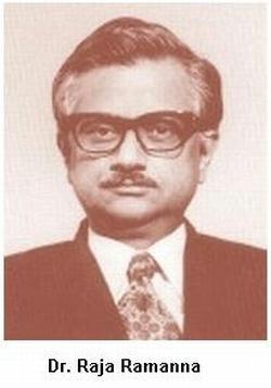Cover Image Raja Ramanna