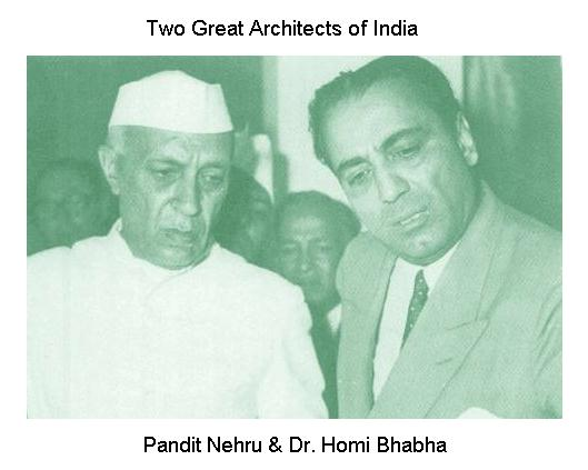 Fig 1A Two Great Architects of India
