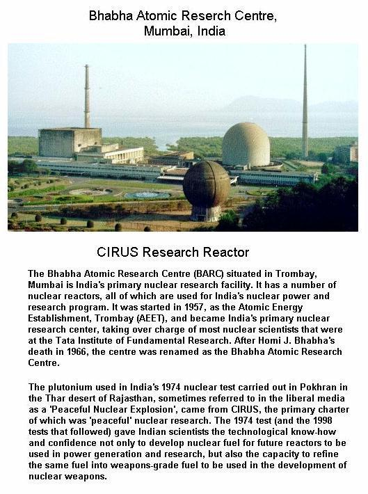 Fig 1C CIRUS Research Reactor