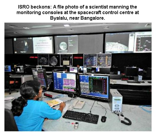 Fig 1F Bangalore Control Centre