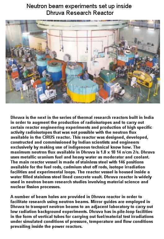 Fig 4 Dhruva Research Reactor