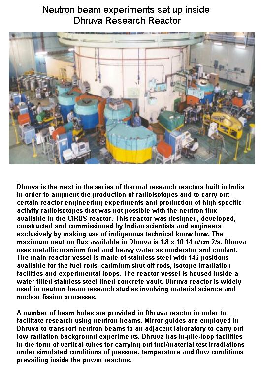Fig 4 Dhruva Research Reactor