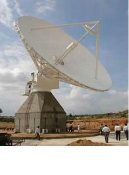 Fig 8 Radar Antenna Station