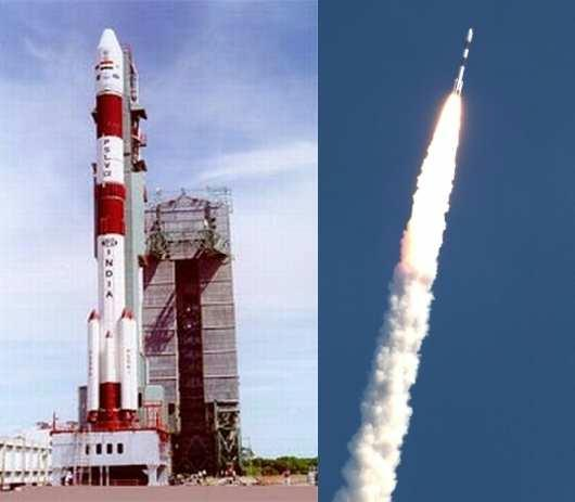 Indian Missile Launch