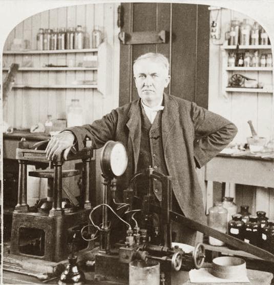 Edison -3