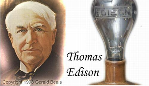 Edison Electric Bulb