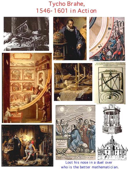 Fig 12 Tycho Brahe