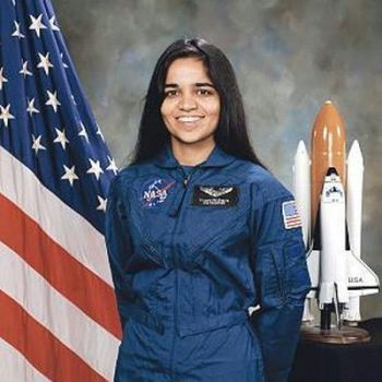 Fig 1 Kalpana Chawla -1