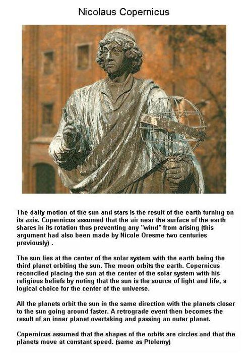 Fig 10 Nicolaus Copernicus