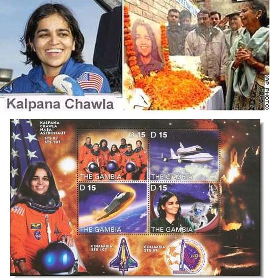 Fig 12 Kalpana Chawla Remembered