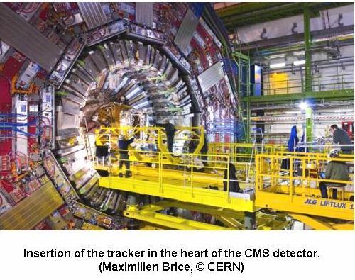 Fig 1B CERN Huge Magnet