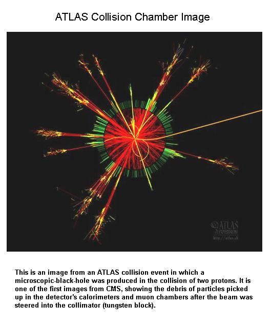 Fig 1G ATLAS Collision Chamber