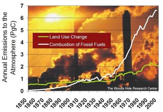 Fig 1 Carbon Emissions