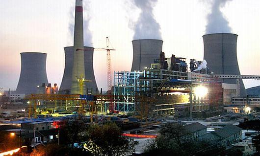 Industrial Gas Emission