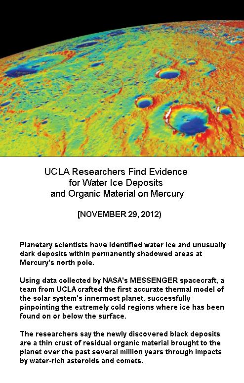 Water ice Discovery -1