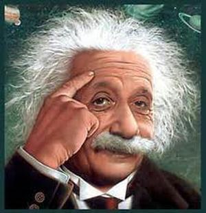 Einstein Image -2