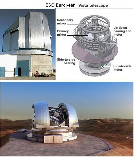 ESO VISTA telescope -1