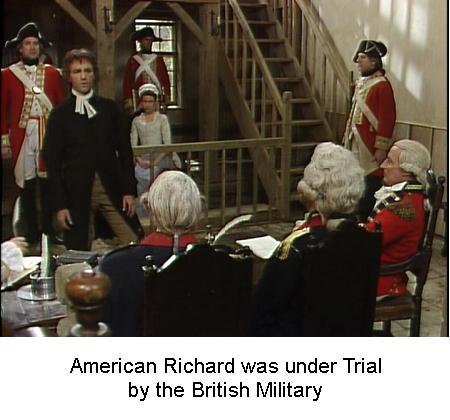 Fig 4 Richard Under trial