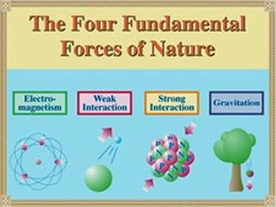 four forces of nature