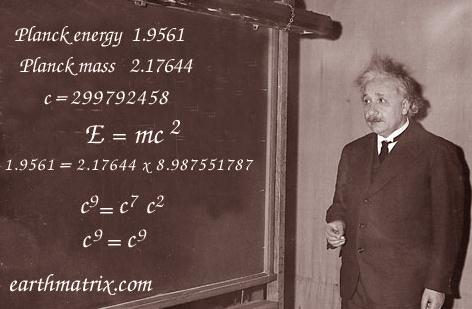 Mass energy equation-1