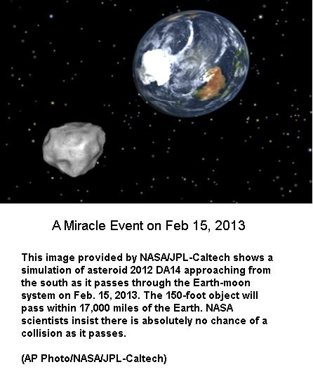 A miracle event