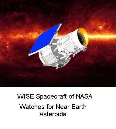 WISE Spacecraft