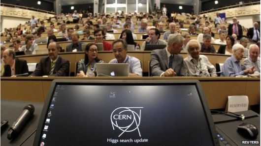 2013 Higgs Boson confirmation
