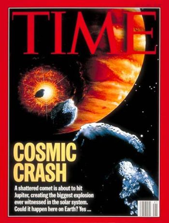 Cosmic Crash