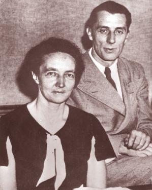 Irene and Joliot