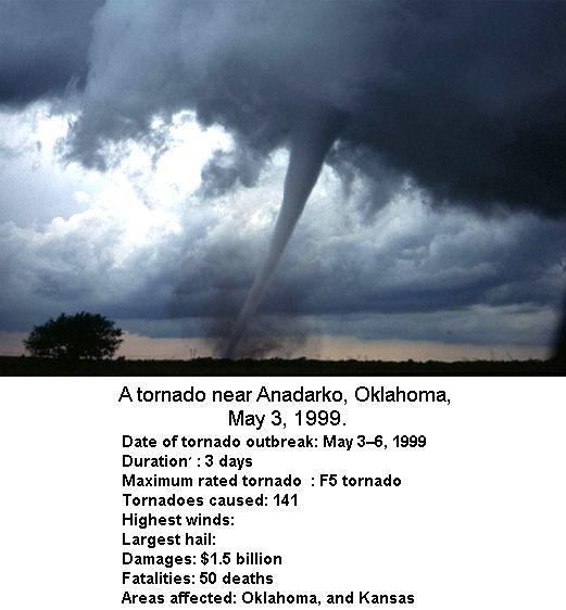 1999 Oklahoma Tornado