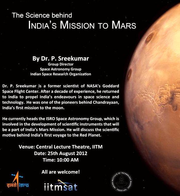 Mars Mission Chief