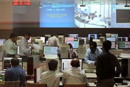 Mission Control ISRO