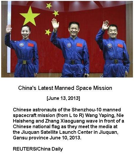 2013 June Mission
