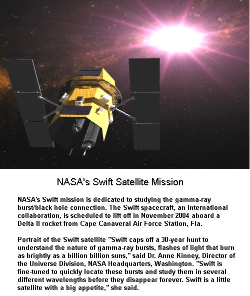 NASA Swift Satellite