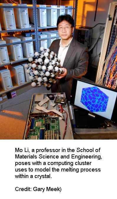 Prof Mo Li