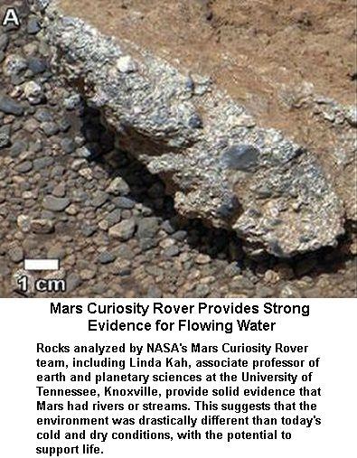 Water flow in Mars -1