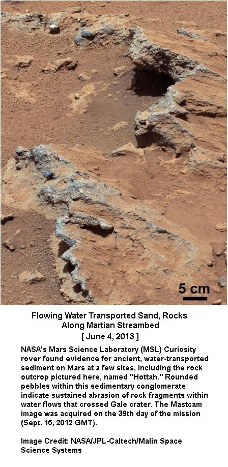 Water flow in Mars -2