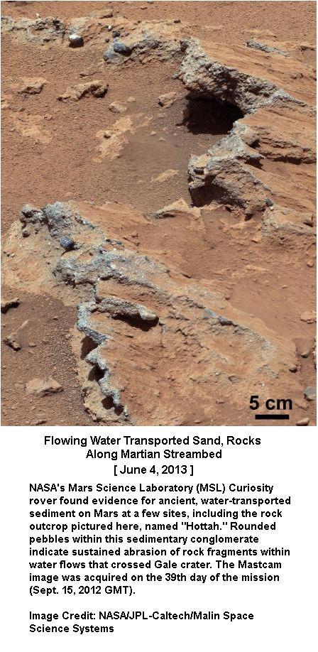 Water flow in Mars -2