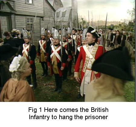 Fig 1 Here comes the Infantry