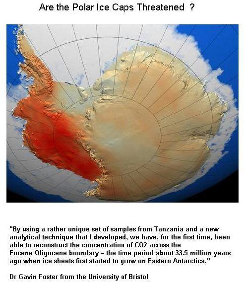 Antarctic melting