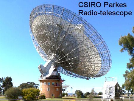 CSIRO Radio-telescope -1
