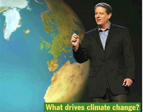 Fig 3 Gore's Presentation